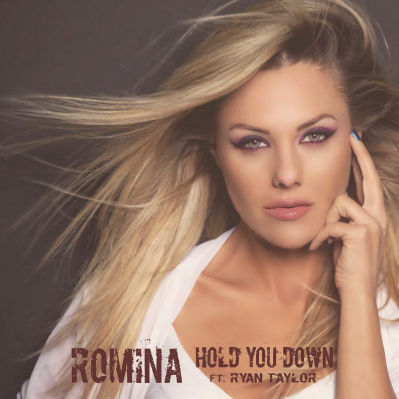 Romina, song titled, Hold You Down ft. Ryan Taylor