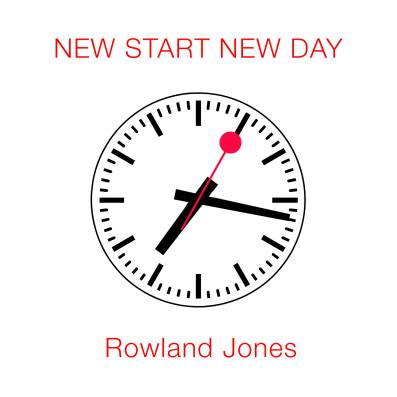 Rowland Jones, CD titled, New Start New Day