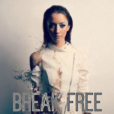 Taryn Southern, song titled, Break Free