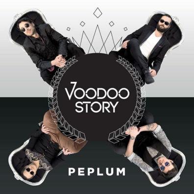 Voodoo Story, CD titled, Peplum