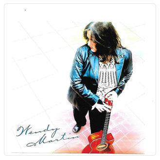 Wendy Martin, CD titled, Wendy Martin