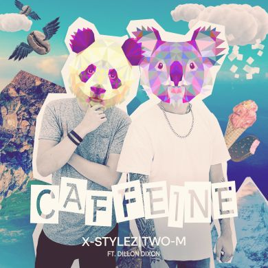 X-Stylez and Two-M, song titled, Caffeine - ft. Dillon Dixon