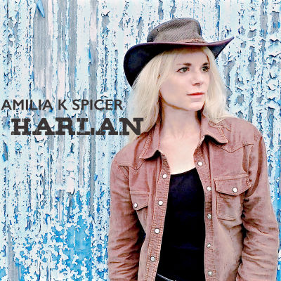Amilia K Spicer, CD titled, Harlan