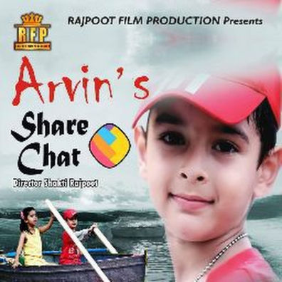 Arvin Sekhon, song titled, Arvin's Share Chat