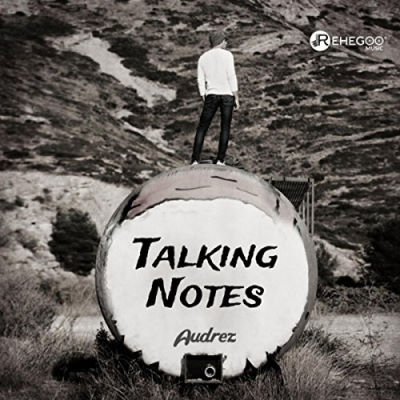 Audrez, CD titled, Talking Notes