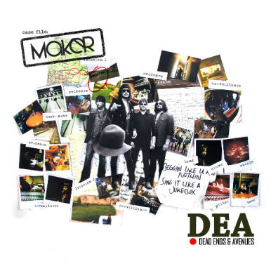 Maker, CD titled, Dead Ends Avenues