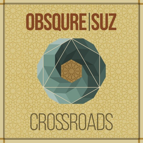 Obsqure and Suz, CD titled, Crossroads