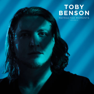 Toby Benson, CD titled, Refracted Moments Vol III