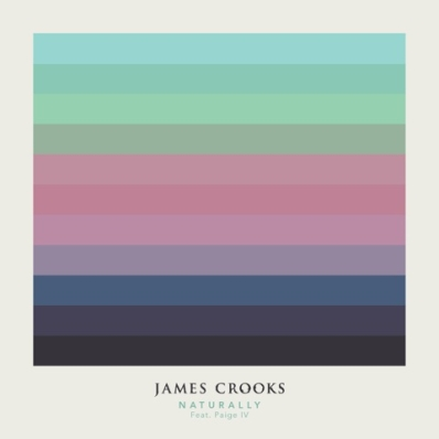 James Crooks, CD titled, Naturally