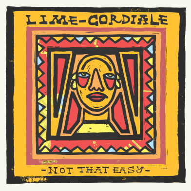Lime Cordiale, CD titled, Not That Easy