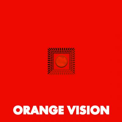 Orange Vision, Song Single, Dark Around The Eyes