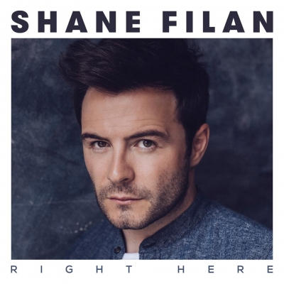 Shane Filan, CD titled, Right Here