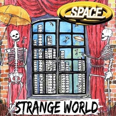 Space, CD titled, Strange World