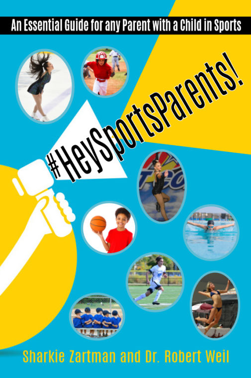 #HeySportsParents! an essential book for any parent with a child in sports