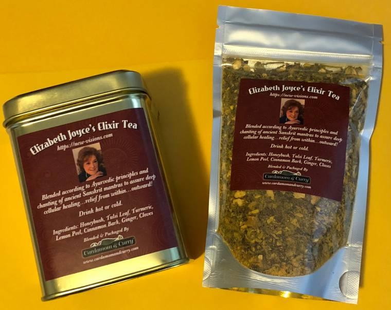 Elizabeth Joyce's Elixir Tea
