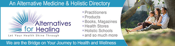 An alternative medicine and holistic directory!