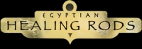 Egyptian Healing Rods: Connection and Well-being in the palms of your hands