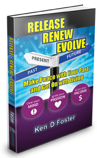 Release Renew Evolve by Ken D Foster