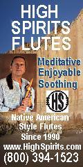 High Spirits Flutes at HighSpirits.com