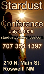 Stardust Conferences in New Mexico July 3-5