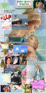 Creation Lightship Collage with Ron Amitron #1