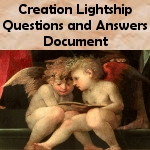 Questions and Answers Document for Creation Lightship