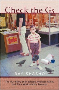 Check the G's a book by Ray Shasho
