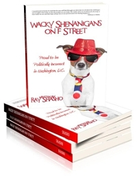 Wacky Shenanigans On F Street by Ray Shasho