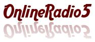 Online Radio5 - OnlineRadio5.com