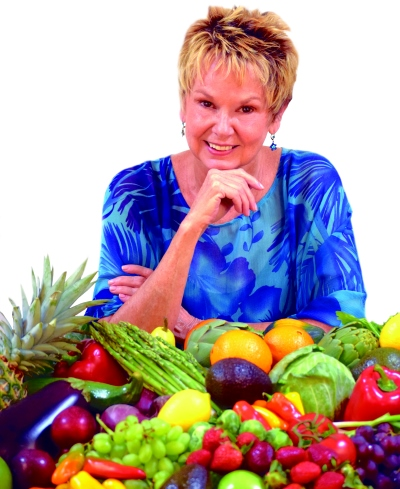 Brenda Cobb, Founder of The Living Foods Institute.