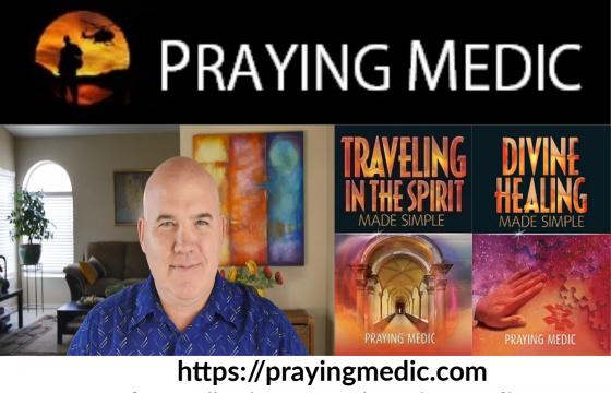 SpirituallyRAW PRAYING MEDIC on Qanon Part 2 The World's Leading Expert on Qanon Author