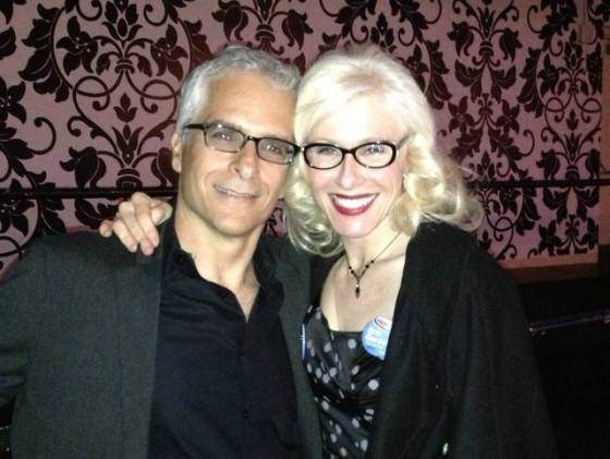 Rebecca and David Ninburg