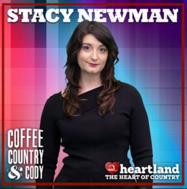"""Stacy Newman, Host of Heartland Network's """"More Than the Music"""""""