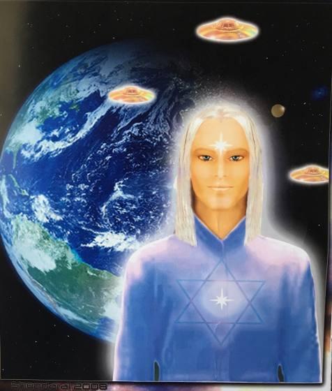 Commander Lord Ashtar Head of the Ashtar Galactic Command-The Voice of the Ashtar Galactic Command with Commander Lady Athena-Voice of the Ashtar Command