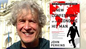 John Perkins, The Economic Hit Man