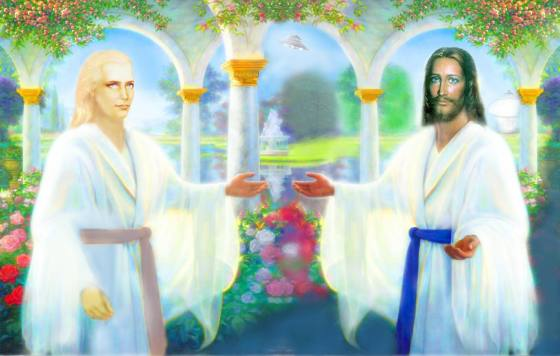 Lord Ashtar and Lord Sananda-Voice of the Ashtar Command-BBS Radio