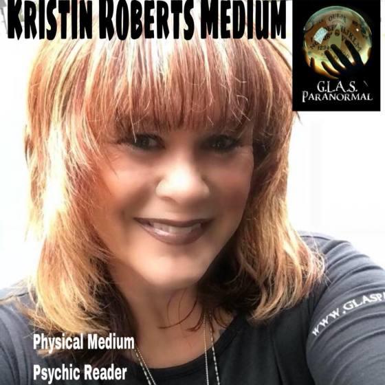 Kristin Roberts - psychic medium
