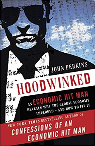 John Perkins, author of Hoodwinked