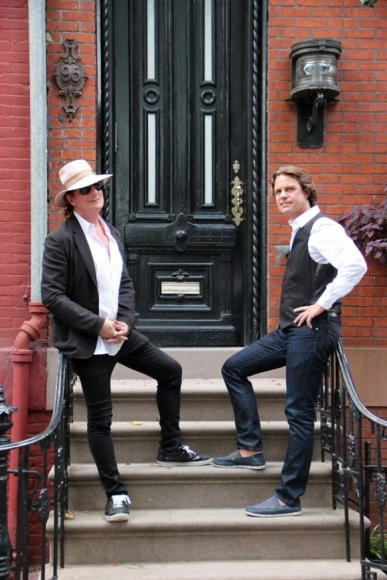 Our Very Special Guests Today are Gary Lucas-American guitarist,songwriter,composer,record producer and his collaborating partner Jann Klose -singer,songwriter and multi-instrumentalist