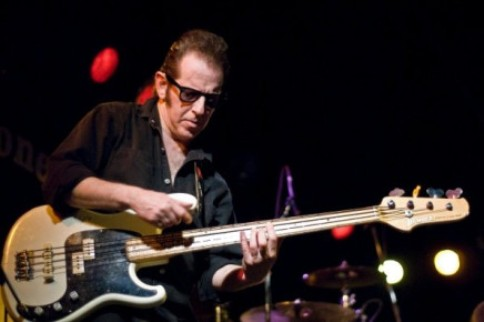 Kenny Aaronson went on to become a recognized world-class rock and roll bassist