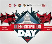 Emancipation Day in Washington DC