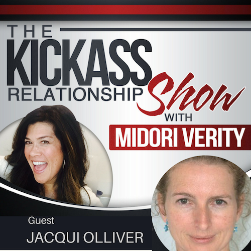 with Midori Verity and guest Jacqui Olliver