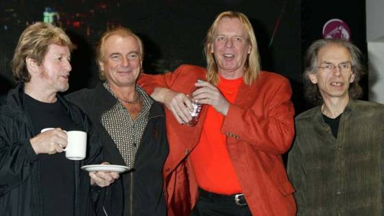 'YES' Legendary Drummer Alan White on The Ray Shasho Show