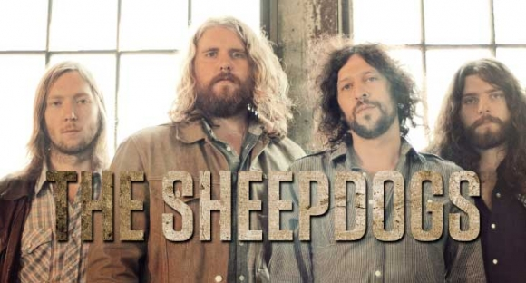 Ray Shasho Welcomes Ewan Currie of The Sheepdogs