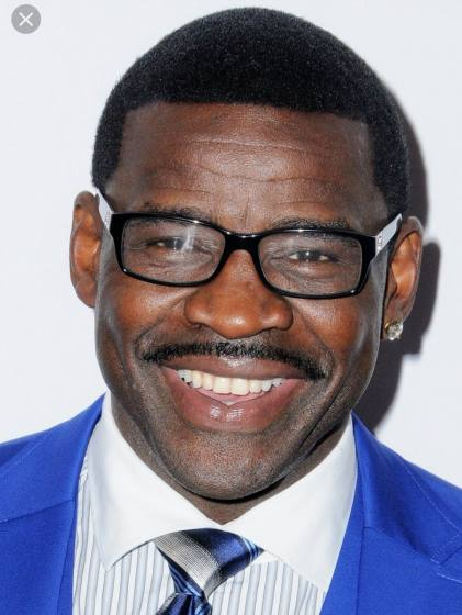Michael Irvin, football legend