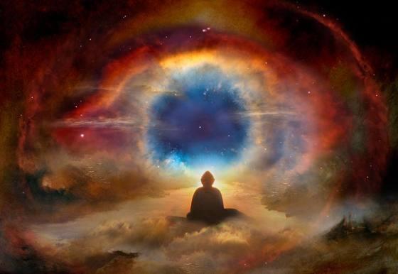 Eye of God visualization