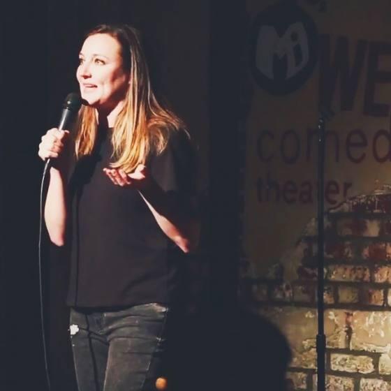 Jennifer Lyn Murray (Jen Murray) - comedian