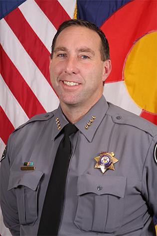 Sheriff Steve Reams