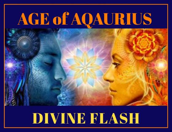 SpirituallyRAW Ep. 373 Age of Aquarius & Divine Flash