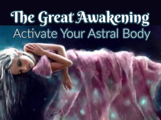 Ep 369 Great Awakening, Activate Your Astral Body, 2nd Wave, CV-19 Cures, End Times Utopia